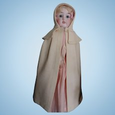 Shaker Dressed Doll in Pristine Condition - 1890s.