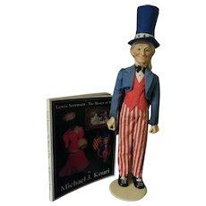 Lewis Sorensen's wonderful  'Uncle Sam'.