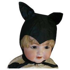 Child's Cat Halloween Costume - 1940s or 50s