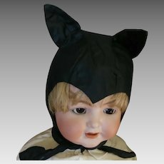 Child's Cat Halloween Costume - 1940s or 50s