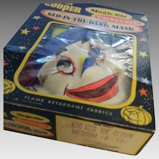 "Halloween Costume - 1950s - ""Koo Koo The Clown"""