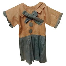 Vintage Halloween Girl's Costume Made By Halco -1930s