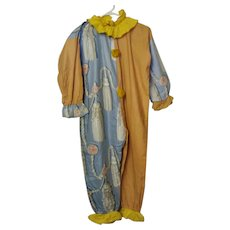 Halco Child's Clown Costume for Halloween - Beautifully Made