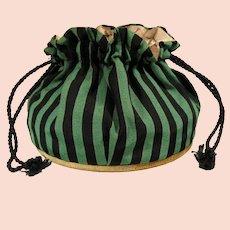 1950s Rex 5th Avenue, The Victory, Patriotic Compact Vanity Kit Bag.