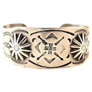 Vintage 900 Silver Bracelet