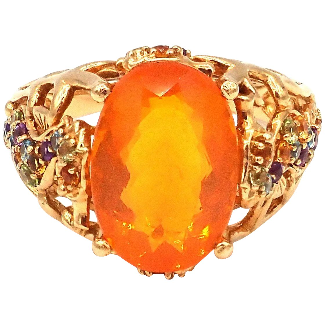 carat opal gemstone natural fire price