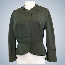 1930's - 40's Exquisite Tailored Jacket