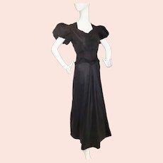 1930's Fancy-Dancy Dress