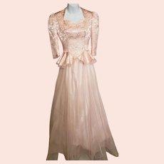 1940's Divine Dancing Dress