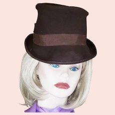 1940's Merrimac Classic Lady's FEDORA Hat