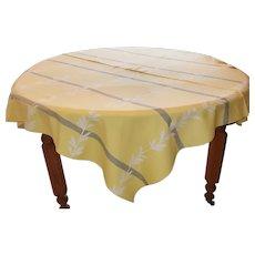 """1940's """"America's Pride"""" Tablecloth"""