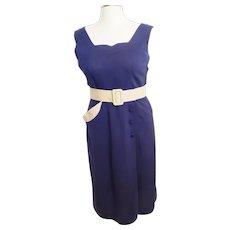 1950's Sophisticated Summertime Dress