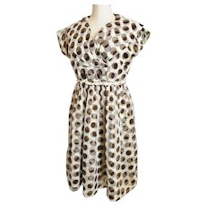 1960's Classic Dress  - for the Curvy Lady Sz 16/18
