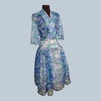 "1960's Nylon Afternoon ""Tea Dress"""