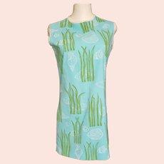 1960's Peck & Peck Sea-Side Casual Dress