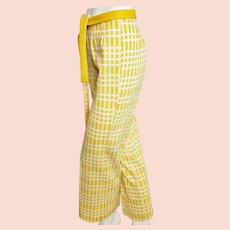 1960's Simple yet SEXY Knit Pants