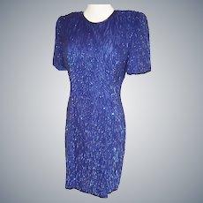 COBALT Razzle, Dazzle, Snazzy Sheath Dress