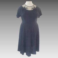 CURVACEOUS Gorgeous Vintage, Little Black Dress