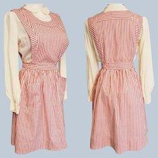 Candy Striper Uniform - Mid-Century Memory!