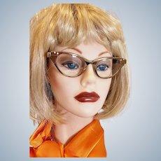 Cat-Eye Vintage Glamours Glasses