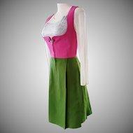 Original MÜNCHNER Dirndl Dress, The Real Deal!