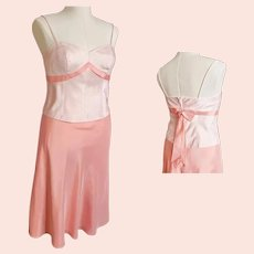 Dreamy, Dreamsicle Delight--- 2-piece Outfit, 1960's-Style