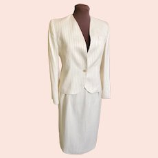 """Dress for SUCCESS """"Mary Ann Restivo"""" Exquisite Suit"""