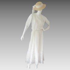 Edwardian Skirt and Blouse-Perfect Set!