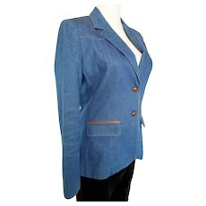 GATLIN Brothers Collection - Western Ladies Denim Jacket