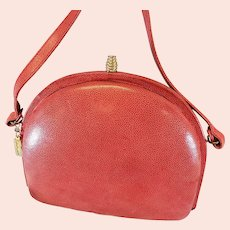Giorgio of Beverly Hills RED PURSE
