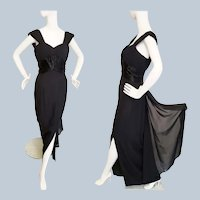 HOLLYWOOD Glam-Gown, 1950's - 60's Style
