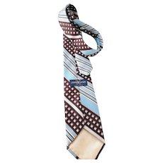 Heeeeeere's JOHNNY  -  Vintage 1970's Necktie