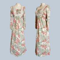 Hippy-at-Heart MAXI Prairie Dress