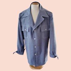 HEEEEEERE's Johnny....1970's Johnny Carson Casual Jacket
