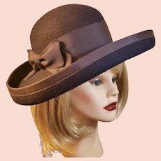 Laura Ashley Big Brimmed British Hat