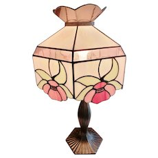 MEYDA Stained Glass Lamp