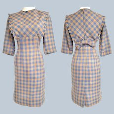 Mad Men, Mid-Century Sophisticated Dress