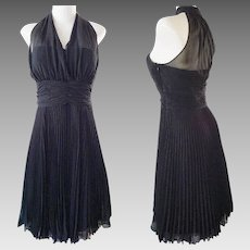 Marilyn Monroe-Style Seductive, Sexy Evening Dress