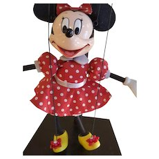 Minnie Mouse is Ready to Dance for You!