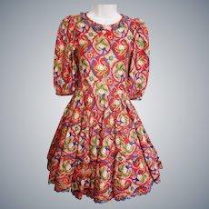 MouseFeathers Tween/Teen Holiday Adorable  Dress