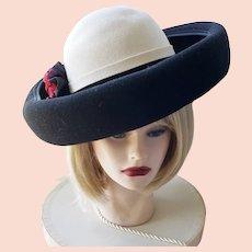 Mr. John Jr. Classic 1960's-Style CLASSIC Hat