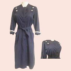 Oh, Waitress...Classic Diner Uniform, 1940's