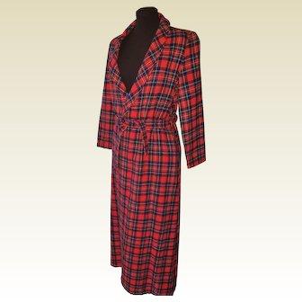 Man's Pendleton Wool Robe