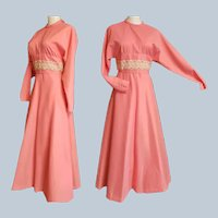 Pinky-Peach of a Gorgeous  Gown