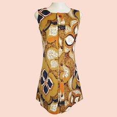 RARE Hawaiian Tory Richard Island-Dress