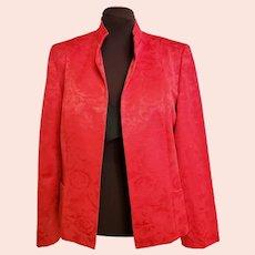 RED Jacket...Sophistication Defined!!