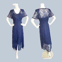 Romantic Lovely Lace Maxi Dress