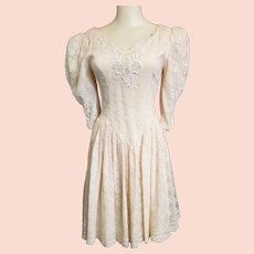 Scott McClintock Flirty, Flouncy, Lacey Party Dress