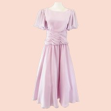 Spring-Has-Sprung Lovely Chiffon Dress