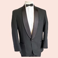 TUXEDO Jacket, So Suave and Handsome!!